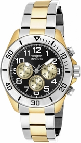 Invicta 18220 Pro Diver Mens Chronograph Quartz Watch