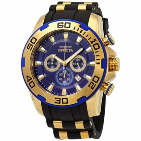 Invicta 22313 Pro Diver Mens Chronograph Quartz Watch