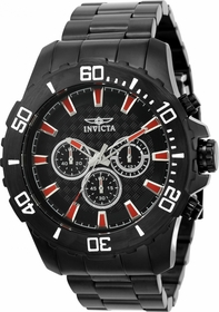 Invicta 22549 Pro Diver Mens Chronograph Quartz Watch