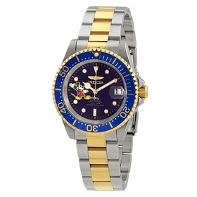Invicta 24754 Disney Limited Edition Mens Automatic Watch