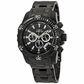 Invicta 24858 Pro Diver Mens Chronograph Quartz Watch