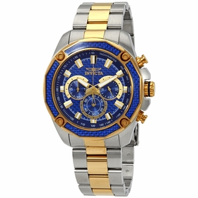 Invicta 25975 Aviator Mens Chronograph Quartz Watch