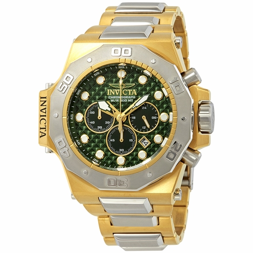 Invicta 26044 Akula Mens Chronograph Quartz Watch
