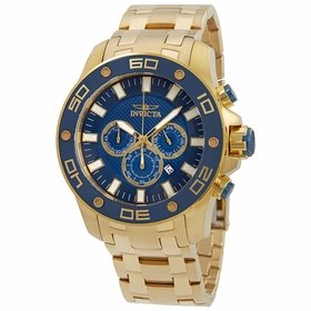 Invicta 26078 Pro Diver Mens Chronograph Quartz Watch