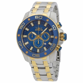 Invicta 26082 Pro Diver Mens Chronograph Quartz Watch