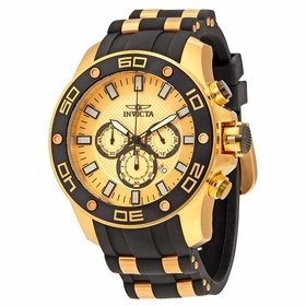 Invicta 26088 Pro Diver Mens Chronograph Quartz Watch