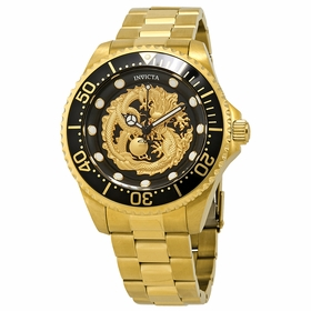 Invicta 26490 Pro Diver Dragon Mens Automatic Watch