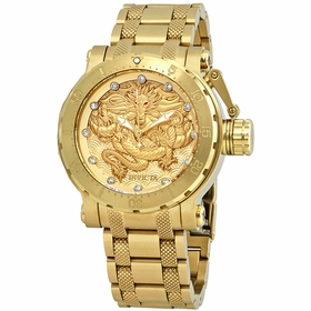 Invicta 26511 Coalition Forces Dragon Mens Automatic Watch