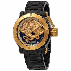 Invicta 26513 Coalition Forces Dragon Mens Automatic Watch