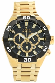 Invicta 27257 Coalition Forces Mens Chronograph Quartz Watch