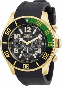 Invicta 30709 Pro Diver Mens Chronograph Quartz Watch