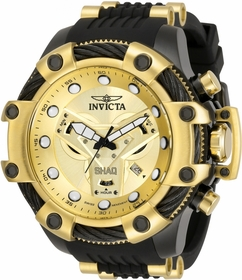 Invicta 33669 SHAQ Mens Chronograph Quartz Watch