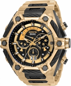 Invicta 33681 SHAQ Mens Chronograph Quartz Watch