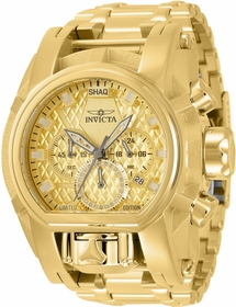 Invicta 34657 SHAQ Mens Chronograph Quartz Watch