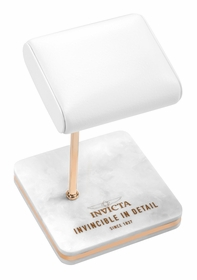Invicta Watch Stand - White and Rose Gold 34500