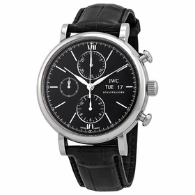 IWC IW391029 Portofino Mens Chronograph Automatic Watch