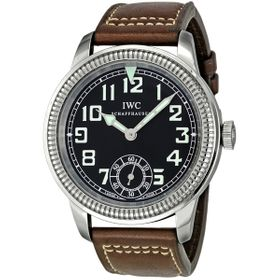 IWC IW325401 Pilots Watch Vintage 1936 Mens Hand Wind Watch