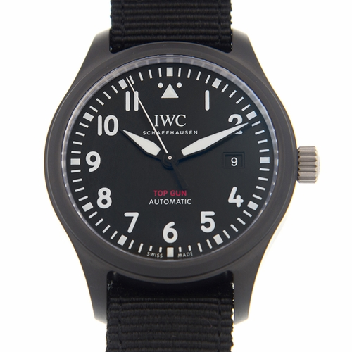 IWC IW326901 Pilot Top Gun Mens Automatic Watch