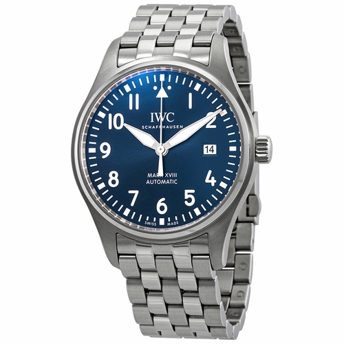 "IWC IW327016 Mark XVIII Edition ""Le Petit Prince"" Mens Automatic Watch"