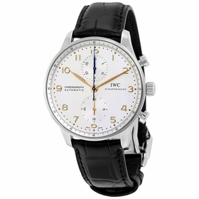 IWC IW371445 Portuguese Mens Chronograph Automatic Watch