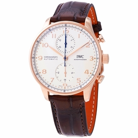 IWC IW371611 Portugieser Mens Chronograph Automatic Watch