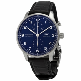 IWC IW371601 Portuguese Mens Chronograph Automatic Watch
