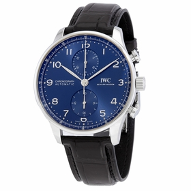 IWC IW371606 Portuguese Mens Chronograph Automatic Watch