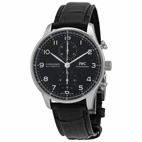 IWC IW371609 Portugieser Mens Chronograph Automatic Watch