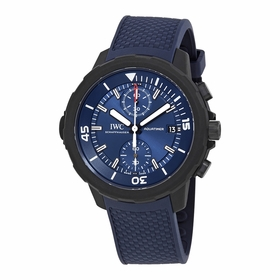 IWC IW379507 Aquatimer Laureus Sport for Good Mens Chronograph Automatic Watch
