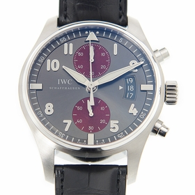 IWC IW387810 Pilot Spitfire Mens Chronograph Automatic Watch
