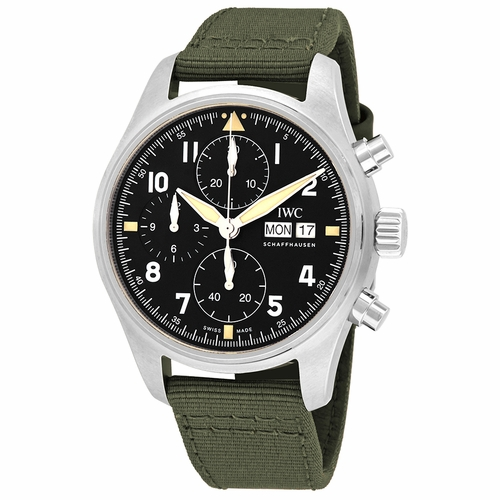 IWC IW387901 Pilot Spitfire Mens Chronograph Automatic Watch