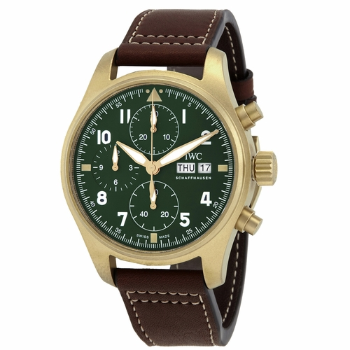 IWC IW387902 Pilot Spitfire Mens Chronograph Automatic Watch