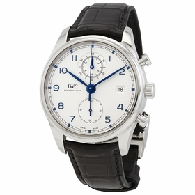 IWC IW390302 Portugieser Mens Chronograph Automatic Watch
