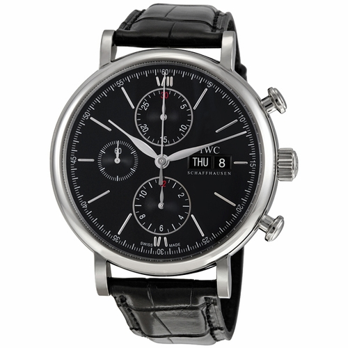 IWC IW391002 Portofino Mens Chronograph Automatic Watch