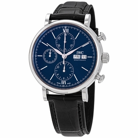 IWC IW391023 Portofino Chronograph Edition 150 Years Mens Chronograph Automatic Watch