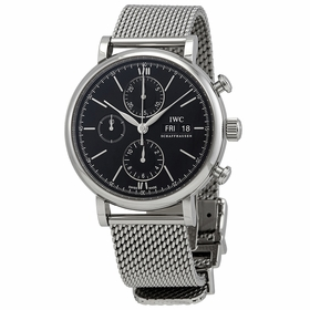 IWC IW391030 Portofino Mens Chronograph Automatic Watch