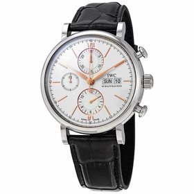 IWC IW391031 Portofino Mens Chronograph Automatic Watch