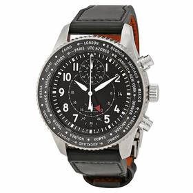 IWC IW395001 Pilot's Timezoner Mens Chronograph Automatic Watch