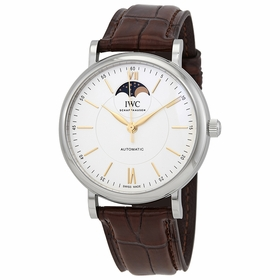IWC IW459401 Portofino Moon Phase Mens Automatic Watch