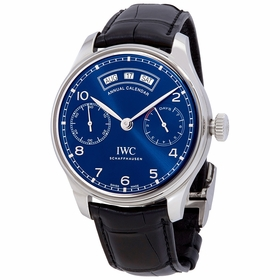 IWC IW503502 Portugieser Annual Calendar Mens Automatic Watch