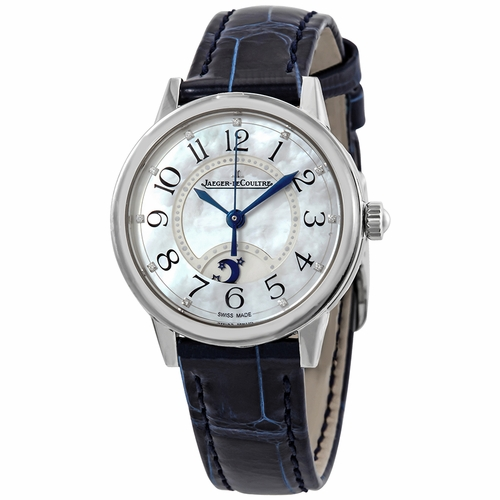 Jaeger Lecoultre 3468410 Rendez-Vous Night & Day Small Ladies Automatic Watch