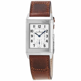 Jaeger Lecoultre Q2458422 Reverso Classic Medium Duoface Mens Hand Wind Watch