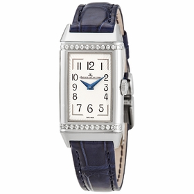Jaeger LeCoultre Q3348420 Reverso One Duetto Ladies Hand Wind Watch