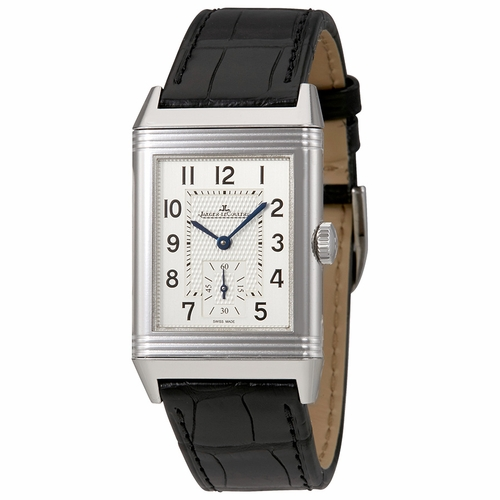 Jaeger LeCoultre Q3858520 Reverso Classic Mens Hand Wind Watch