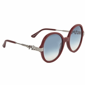 Jimmy Choo ADRIA/G/S LHF 55    Sunglasses