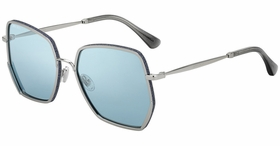 Jimmy Choo ALINE/S LKS 58  Ladies  Sunglasses