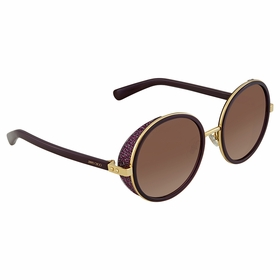 Jimmy Choo ANDIE/N/S 54V6 54  Ladies  Sunglasses