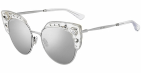 Jimmy Choo AUDREY/S HKT 54  Ladies  Sunglasses
