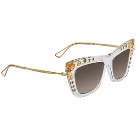 Jimmy Choo BEE/S REJ 55  Ladies  Sunglasses