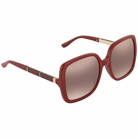 Jimmy Choo CHARI/S 55NQ 55 Chari Ladies  Sunglasses